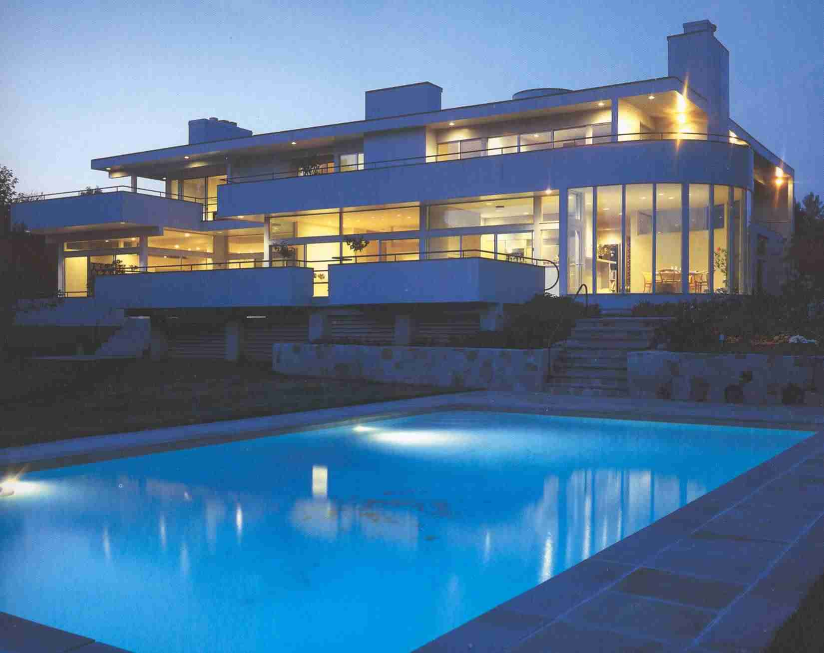 Vuko Tashkovich Architecture, Private Pound Ridge, NY Residence